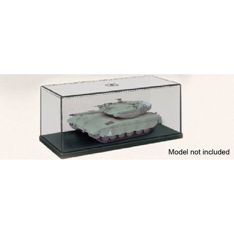 TRUMPETER PLASTIC DISPLAY CASE 170 X 75 X 67MM (TR09816)