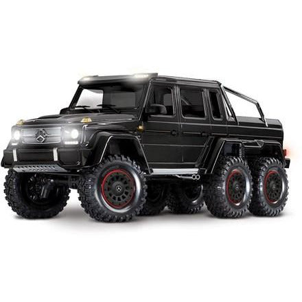TRAXXAS TRX-6 CRAWLER WITH MERCEDES-BENZ - BLACK