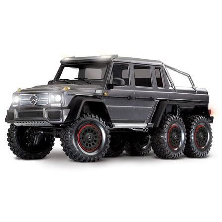 TRAXXAS TRX-6 CRAWLER WITH MERCEDES-BENZ - SILVER