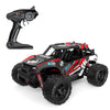 TORNADO 1/18 4WD RTR High speed truck 35KM 20 Minute runtime Red