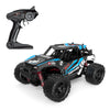 TORNADO 1/18 4WD RTR High speed truck 35KM 20 Minute runtime Blue