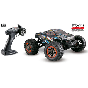 TORNADO RC 1/10 IPX4 4WD Brushed Monster Truck (TRC-9125)
