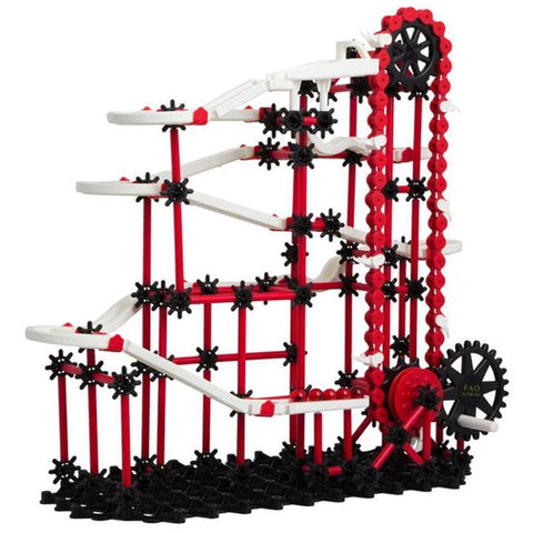 F.A.O SCHWARZ Toy Marble Run 313pc (TSFTMRXX)