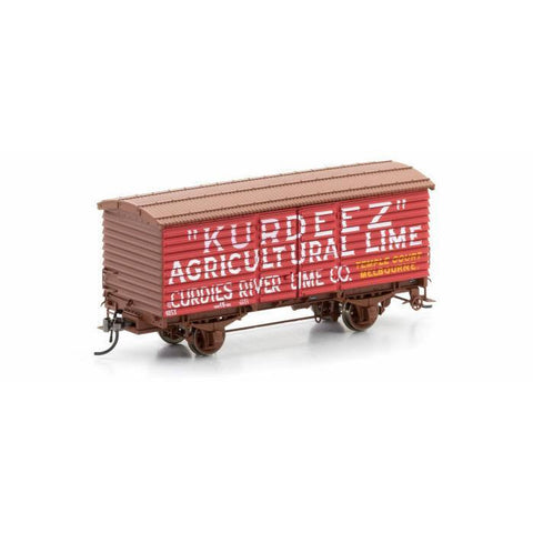 AUSCISION HO - U Van Kurdeez Agricultural Lime Single Wagon