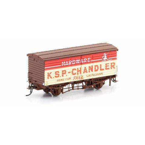 AUSCISION HO - U Van KSP Chandler Hardware Single Wagon