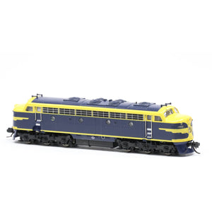 GOPHER MODELS VR B Class Locomotive - VR Blue/Gold Livery