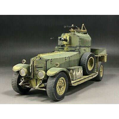 MENG British Rolls-Royce Armoured Car 1:35 (VS-010)