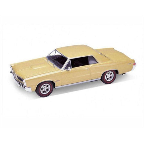 WELLY 1:24 1965 Pontiac GTO (W22092)