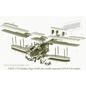 WINGNUT WINGS Handley Page O/400 (WNW-32039)