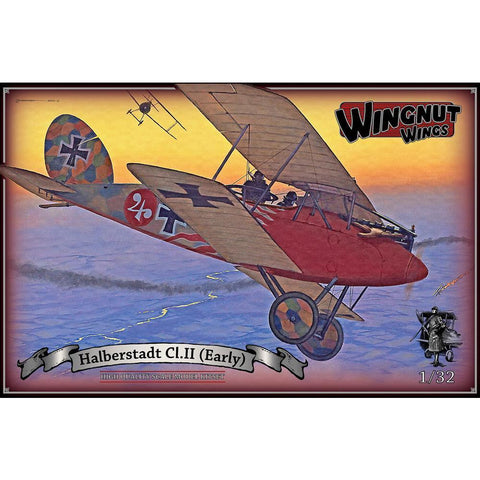 WINGNUT WINGS Halberstadt Cl.II (Early) (WNW-32049)
