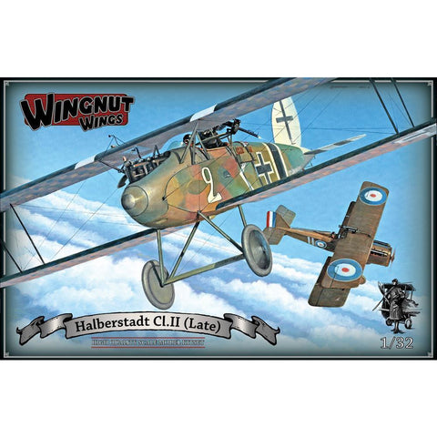 WINGNUT WINGS Halberstadt Cl.II (Late) (WNW-32062)