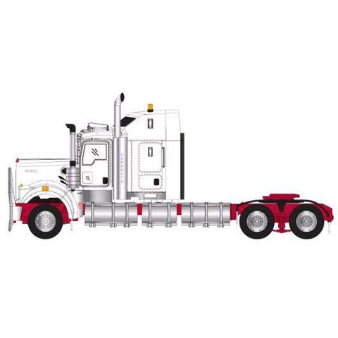 DRAKE KENWORTH C509 SLEEPER WHITE (Z01433)