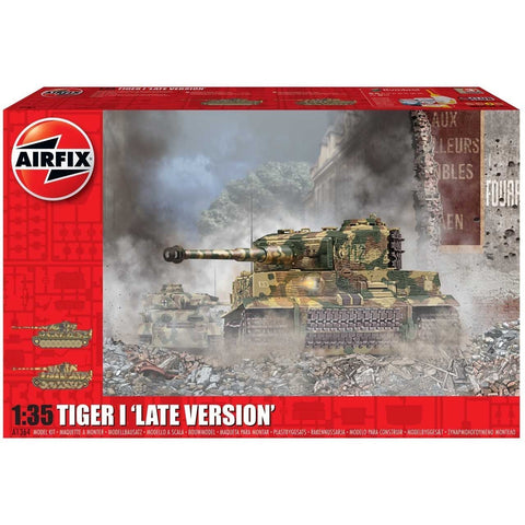 "AIRFIX 1/35 TIGER-1 ""LATE VERSION"""