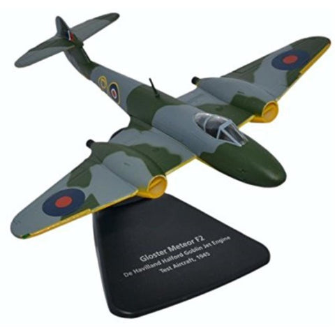 OXFORD 1:72 D5 Gloster Meteor F2 Test Aircraft