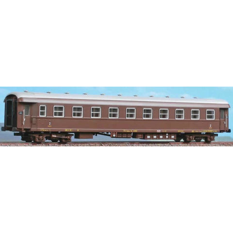 ACME HO Couchette Car Type 1959 - Brown original livery (AC