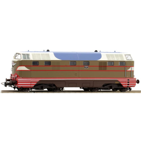ACME Italian Diesel-hydraulic Locomotive D.442 of the FS (AC60342) - Hearns Hobbies Melbourne - ACME