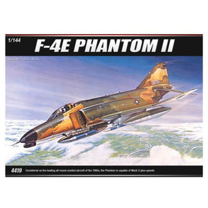 ACADEMY  1/144 F-4E Phantom II Plastic Model Kit (ACA-12605)