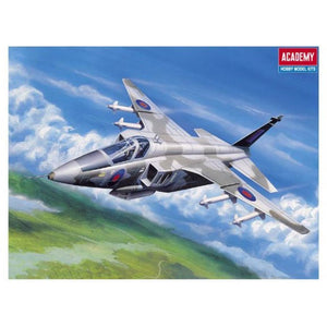 ACADEMY  1/144 Sepecat Jaguar Plastic Model Kit (ACA-12606)