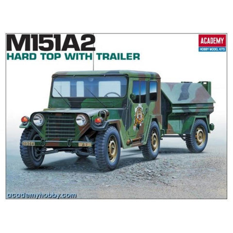 Academy 1/35 M151A2 HARD TOP