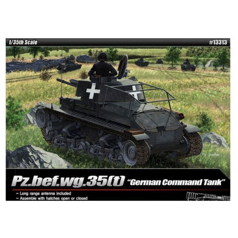 Academy 1/35 German Command Tank Pz.Bef