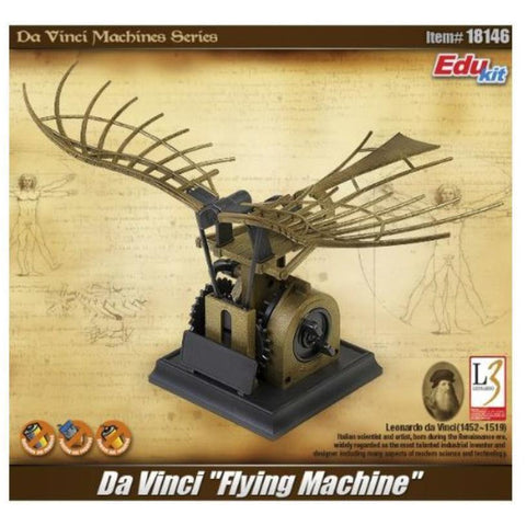 ACADEMYDA VINCI FLYING MACHINE