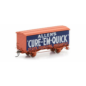 AUSCISION VFW-56 U Van Allens Cure-em-Quick Single Car (ACM