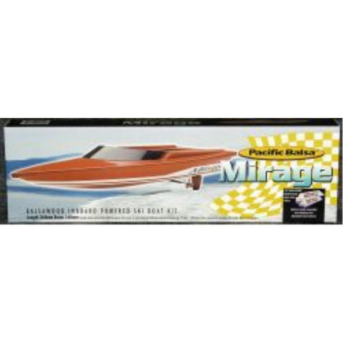 AeroFlight Models Mirage Boat kit 360mm (AFMAMIRAGE)