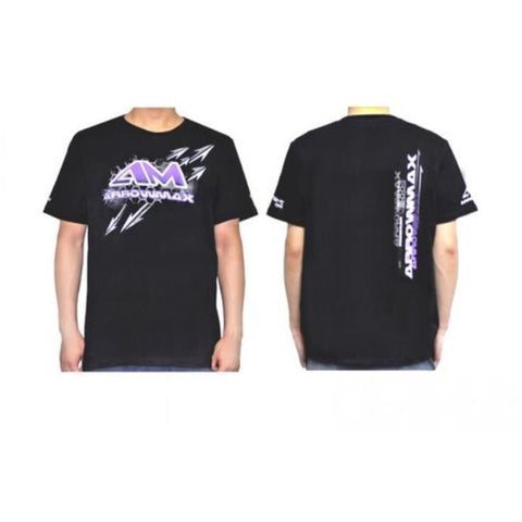 ARROWMAX T-Shirt 2014 Arrowmax - Black  (XL)(AM-140114)