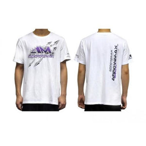 ARROWMAX T-Shirt 2014 Arrowmax - White(XL)(AM-140214)
