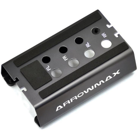 ARROWMAX Set-Up Frame (X) For 1/10 Off-Road Cars (AM-170034
