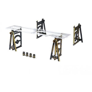 ARROWMAX Set-Up System For 1/10 Touring Cars With Bag Black Golden(AM-171040)