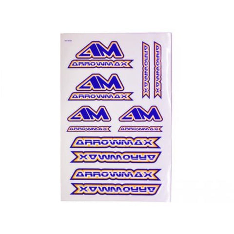 ARROWMAX AM Decal M ( 14 X 21 CM) Color(AM-199108)