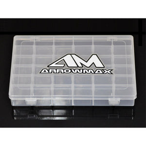 ARROWMAX 36-Compartment Parts Box (272 X 175 X 43mm)