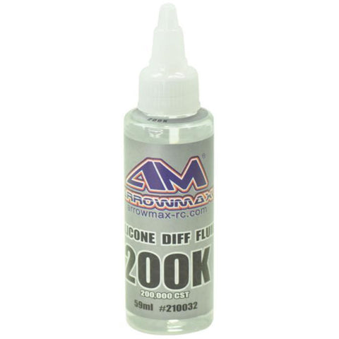 ARROWMAX Silicone Diff Fluid 59ml 200.000cst(AM-210032)