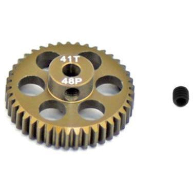 ARROWMAX Pinion Gear  48P 41T(7075 Hard)(AM-348041)