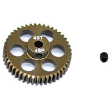 ARROWMAX Pinion Gear  48P 45T(7075 Hard)(AM-348045)
