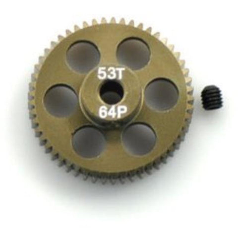 Image of ARROWMAX Pinion Gear64P 53T(7075 Hard)(AM-364053)