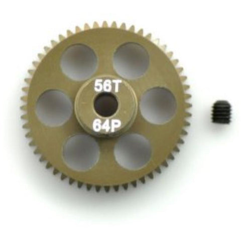 Image of ARROWMAX Pinion Gear64P 56T(7075 Hard)(AM-364056)