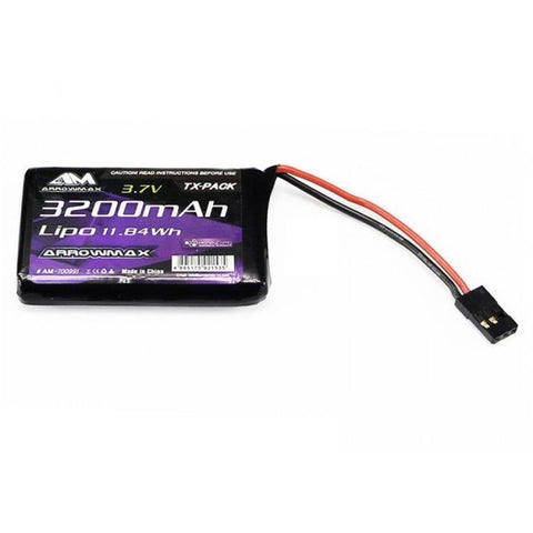 ARROWMAX Lipo 3200mAh 3.7V For Sanwa MT-44 (AM-700991)
