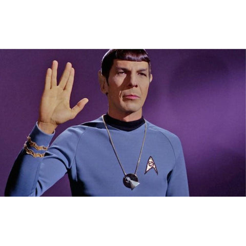 AMT Star Trek Mr. Spock - Hearns Hobbies Melbourne - AMT