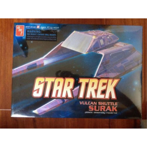 AMT Star Trek Vulcan Shuttle Surak - Hearns Hobbies Melbourne - AMT