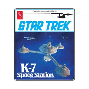 AMT Star Trek K-7 Space Station - Hearns Hobbies Melbourne - AMT