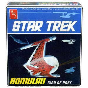 AMT Star Trek Romulan Bird-of-Prey - Hearns Hobbies Melbourne - AMT