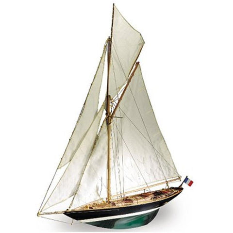 ARTESANIA 1/28 Pen Duick Wooden Ship Model (ART-22418)