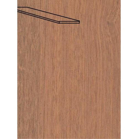 ARTESANIA LATINA Sapelly 0.6 x 7 x 1000mm (20) Wood Strip
