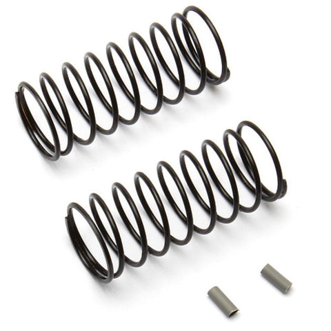 ASSOCIATED 12mm Front Springs, gray, 3.45 lb - Hearns Hobbies Melbourne - ASSOCIATED