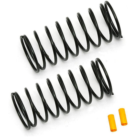 ASSOCIATED 12mm Front Springs, yellow, 3.75 lb - Hearns Hobbies Melbourne - ASSOCIATED