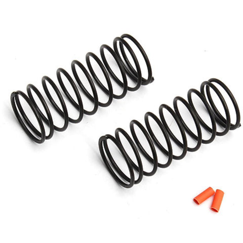 ASSOCIATED 12mm Front Springs, orange, 4.05 lb - Hearns Hobbies Melbourne - ASSOCIATED