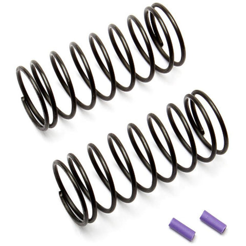 ASSOCIATED 12mm Front Springs, purple, 4.20 lb - Hearns Hobbies Melbourne - ASSOCIATED