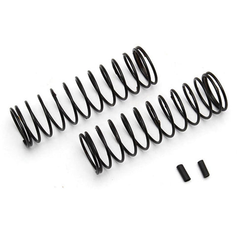 ASSOCIATED 12mm Rear Springs, black, 1.90 lb - Hearns Hobbies Melbourne - ASSOCIATED